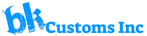BK Customs Logo